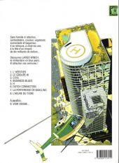 Verso de Largo Winch -1a97- L'héritier