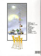 Verso de XIII -7a1999- La nuit du 3 août