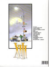 Verso de XIII -8a1999- Treize contre Un