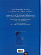 Verso de Les passagers du vent -INT2- Édition intégrale Tome 6 - Livres 1 et 2