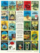 Verso de Tintin (Historique) -5C3ter- Le Lotus Bleu