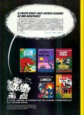 Verso de Spirou et Fantasio -20c1980- Le faiseur d'or
