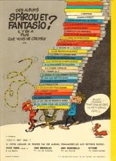 Verso de Spirou et Fantasio -26b76- Du cidre pour les étoiles
