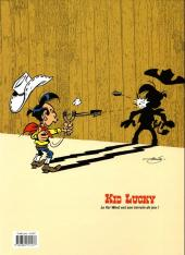 Verso de Kid Lucky -1- L'apprenti cow-boy