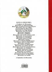 Verso de Bécassine -4d- Bécassine mobilisée
