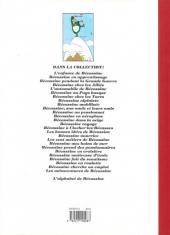 Verso de Bécassine -10c- Bécassine alpiniste