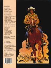 Verso de Blueberry -2f1994- Tonnerre à l'ouest