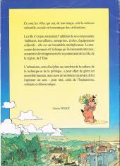 Verso de Une nouvelle aventure de Zin, Zinneke de Bruxelles -1- L'iris de bruocsela