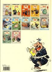 Verso de L'agent 212 -6a1990- Ronde de nuit