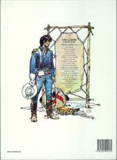 Verso de Blueberry -6c1986- L'homme à l'étoile d'argent