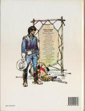 Verso de Blueberry -4d1984- Le cavalier perdu