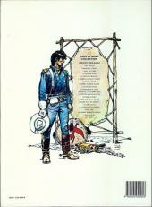Verso de Blueberry -3c1984- L'Aigle solitaire