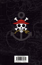 Verso de One Piece -4a05- Un chemin en pente raide