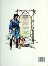 Verso de Blueberry (La Jeunesse de) -3b1984- Cavalier bleu