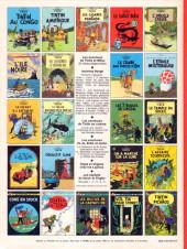 Verso de Tintin (Historique) -20C4- Tintin au Tibet