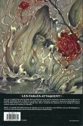 Verso de Fables (avec couverture souple) -14- La guerre des nerfs