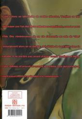 Verso de Freesia -8- Tome 8