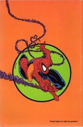 Verso de Spider-Man (Semic) -4- Spider-Man 4