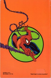 Verso de Spider-Man (Semic) -5- Spider-Man 5