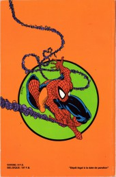 Verso de Spider-Man (Semic) -6- Spider-Man 6