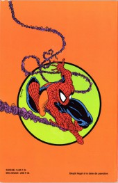 Verso de Spider-Man (Semic) -8- Spider-Man 8