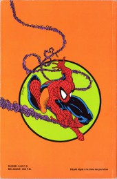 Verso de Spider-Man (Semic) -10- Spider-Man 10