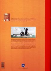 Verso de Tintin - Divers -53TL- Tintin à l'écran - 10 timbres pour le 7e art