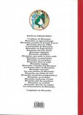 Verso de Bécassine -8c- Bécassine voyage