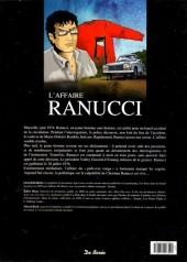Verso de Les grandes affaires criminelles et mystérieuses -7- L'affaire Ranucci