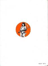 Verso de Capitaine Apache -2- L'enfance d'un guerrier