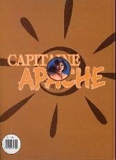 Verso de Capitaine Apache - Tome 1