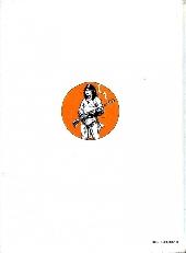Verso de Capitaine Apache -4- Un papoose de ton âge