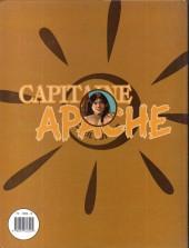 Verso de Capitaine Apache - Tome 2