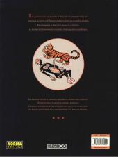 Verso de Lágrimas del tigre (Las) - Las lágrimas del tigre