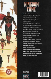 Verso de Kingdom Come -1- Kingdom Come (1)