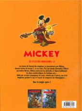 Verso de Mickey (Histoires longues) -4- Le cycle des magiciens - III