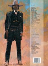 Verso de Blueberry -11e1995- La mine de l'Allemand perdu
