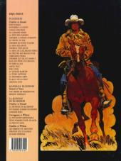 Verso de Blueberry -12d1995- Le Spectre aux balles d'or