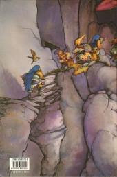 Verso de Bilbo le Hobbit -2- Bilbo le Hobbit Livre 2
