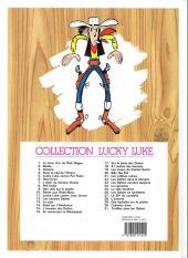 Verso de Lucky Luke -2d2010- Rodéo