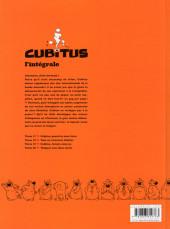 Verso de Cubitus (L'intégrale) -5- Cubitus l'intégrale - 5