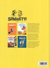 Verso de Spaghetti -INT4- Intégrale 4