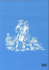 Verso de Burton -2- Lieutenant Burton tome 2
