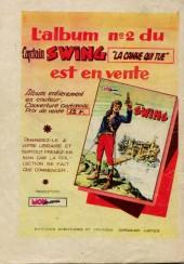 Verso de Capt'ain Swing! (1re série) -102- Les otages