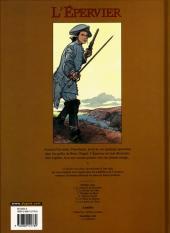 Verso de L'Épervier (Pellerin) -2a2005- Le Rocher du crâne