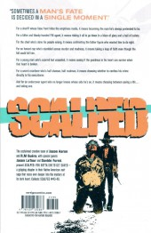 Verso de Scalped (2007) -INT08- You Gotta Sin to Get Saved