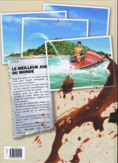 Verso de Meilleur Job du monde (le) -1- L'île Carpenter