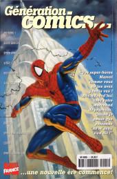 Verso de Spider-Man (Marvel France 1re série - 1997) -1- Spider-Man 1