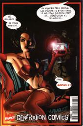 Verso de Spider-Man (Marvel France 1re série - 1997) -5- Branle-bas de combat dans le cyberespace!