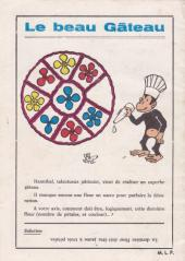 Verso de Mandrake (1e Série - Remparts) (Mondes Mystérieux - 1) -231- Le sorcier des Carpathes (3)